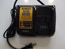 DEWALT DCB115  12V & 20V Max Li-Ion Charger Replaces Both DCB101 & DCB100 New