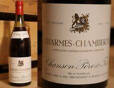1974er Charmes Chambertin - Chanson Pere & Fils  !!!!!!!