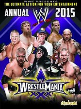 WWE Annual 2015 & Free Activity Book,Centum Books Ltd
