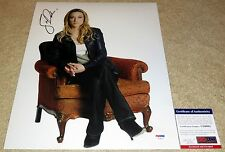 Zoie Palmer Signed 11x14 Lost Girl Dr. Lauren Psa/Dna