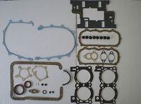 FULL ENGINE HEAD GASKET SET SAAB 95 96 FORD TAUNUS V4 1.5 1.7 1967 on SUMP VRS