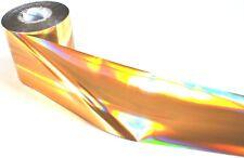 MAGIC TRANSFERFOLIE NAILART STRAIT-GOLD 19