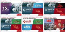 London Eye, Madam Tussauds, Sea Life, Discount Tickets Site