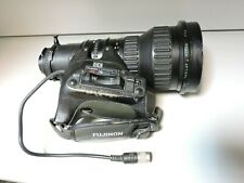 Fujinon Camera Lens AF A20X8BEVM-28 1:1 7/8 - 160 mm Used Lens Without Cover