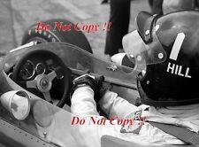 Graham Hill Gold Leaf Team Lotus 49B Italian Grand Prix 1969 Photograph 2