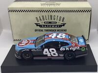 "2020 1/24 #48 Jimmie Johnson  ""Ally Darlington "" Camaro ZL1 - 1 of 4392 SD SHIP"