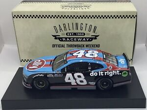 "2020 1/24 #48 Jimmie Johnson  ""Ally Darlington "" Camaro ZL1 - 1 of 4392 SD SHIP"