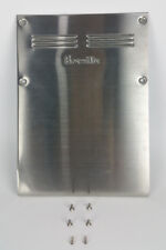 BREVILLE 800ESXL Espresso Machine Part Stainless Back Housing Cover + 6 Screws