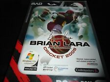 Brian Lara cricket 2005    new  Pc game