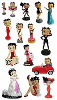 Betty Boop & Baby Boop figurines - various designs - ideal gift