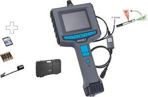 Hazet  4812-10/4S Video-Endoskop mit 4,9 mm ø Umschalt-Sonde