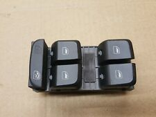 AUDI A4 B8 MASTER WINDOW CONTROL SWITCH BUTTONS DRIVER SIDE 8K0959851D