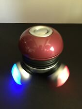 Vibrating Handheld Massager -  Head, Back, Legs, - (Full Body). Battery Operated