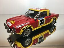 SUN STAR  1:18   -  FIAT ABARTH  124  ITALIA    - RARE SELTEN - GOOD CONDITION