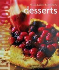 Desserts by Elinor Klivans Williams-Sonoma Food Made Fast Series