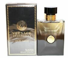 Versace Oud Noir By Versace 3.3/3.4oz Edp Spray For Men New In Box