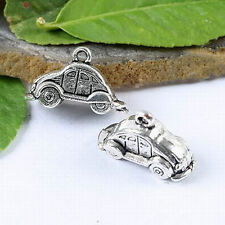 10pcs Tibetan silver car deisgn charms h1187