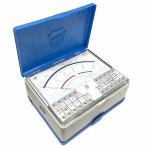 Multimetro tester analogico professionale ICE 680 R 680/R strumentazione