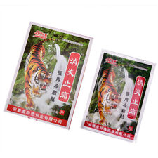 8pcs/bag Tiger Balm Pain Relief Patch Chinese Back Pain Plaster Heat PainReli Tq