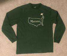 Masters Golf - Long Sleeve Shirt - M
