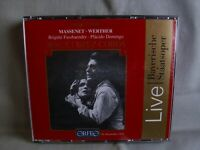 Massenet- Werther- Fassbaender/ Domingo/ J.Lopez Cobos- 2-CD-Box- ORFEO WIE NEU