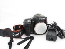 Sony Alpha 580, 16.2MP Digitalkamera, (Nur Gehäuse) mit 9700 Auslösungen, TOP