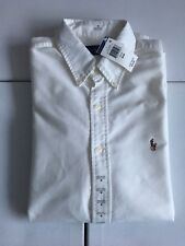 Polo Ralph Lauren Shirt For Men Long Sleeve Size Medium Regular Fit
