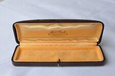 BACHELITE gioielli astuccio per 1920, Goldschmied Mauck, Hannover. CASSETTA. D.R. G.M.