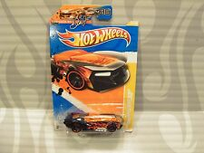 2011 HOT WHEELS ''NEW MODELS'' #49 = HAMMERHEAD = BLACK  dale.jr