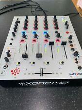 Allen & Heath XONE:42 Professional 4 Channel Club/DJ Mixer