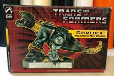 Palisades Toys Transformers Grimlock Polystone Statue #1 of #1000