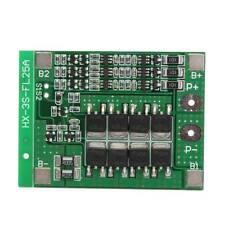 3 s 25A li-ion 18650 BMS PCM tarjeta de protección de batería BMS PCM con equili