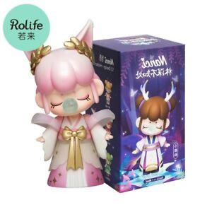 Robotime Rolife Nanci Ⅱ Blind Box Brand Designer Dolls Action Figure Toys Gift