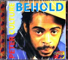 PETER CULTURE Behold CD 2000 NEW (The Best of/Many Tracks from Pressure Man lp)