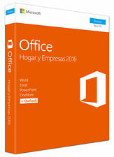 Softw Microsoft Office Home Bussines 2016 V2 PKC