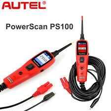 Autel PowerScan PS100 Electrical Circuit System Diagnostic Tool Battery Tester