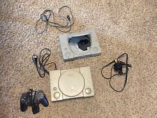 Sony Playstation 1 Ps1 Consoles With Controller (See desc For Individual Prices)