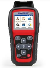MAKE OFFER! Autel Model TS508 Maxi TPMS Diagnostic Service Tool Kit Sensors Scan