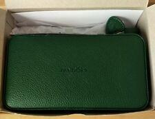 NEW 100% AUTHENTIC PANDORA GREEN BRACELETS/CHARMS/JEWELRY TRAVEL JEWELRY CASE.