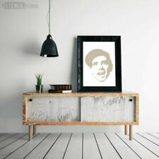Norman Wisdom Stencil - Reusable Wall stencil - Wall Art - DIY Art - 10182