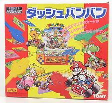 TOMY Super Mario Kart Card Catch Game Dash Banban