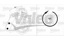 VALEO Motor de arranque 1,5kW 12V para CITROEN XSARA PEUGEOT VW POLO 458185