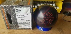 USED 14lb Hammer Black Widow 2.0 Bowling Ball  1095