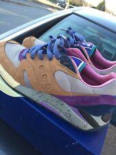Bodega x Saucony Control Elite Gry/Tan 70089-1 Men's SZ 9 sneakers Shadow