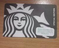 Starbuck gift card IRELAND Starbucks IRISH Special Edition Card