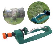 Oscillating Adjustable Lawn Sprinkler Water Sprayer Range Watering Garden Yard