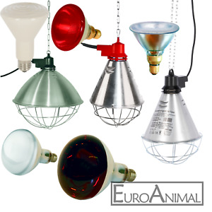 Rotlichtlampe Infrarot-Lampe Infrarotstrahler Wärmestrahler Wärmelampe Heizlampe