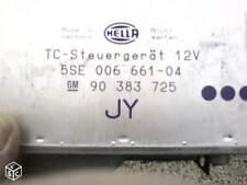 calculateur , ecu pour TC sur opel calibra 5SE 006 661-04 / GM 90 383 725