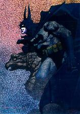 Batman Saga of the Dark Knight Spectra-etch Card B4