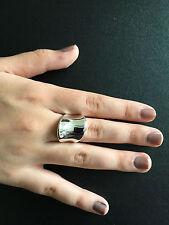 Silver Ring Big Hippie Boho Gypsy Bohemian Tribal Folk Gothic R1026